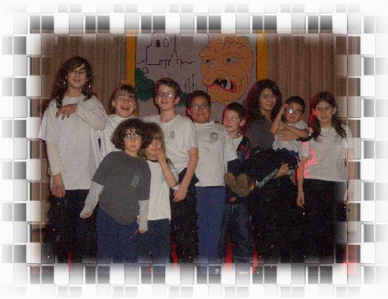 Kinder FEG 0 in Kampagne 2008/2009